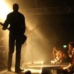 Stahlmann Gitarist auf der Bühne