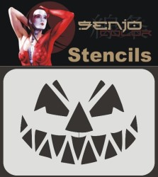 Senjo Color Face Art Schablone