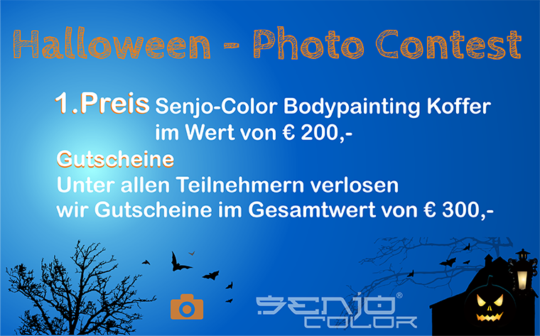 Halloween Bodypainting Contest