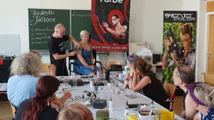 Senjo Workshop beim WBF 2018