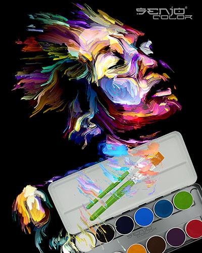 Senjo Color Facepainting